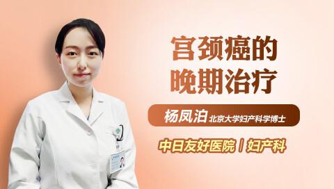 宫颈癌的晚期治疗
